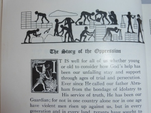 The Story of the Oppression