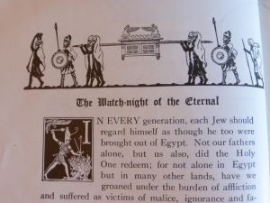 The Watch-Night of the Eternal