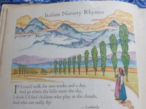 Italian rhyme