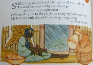 African nursery rhyme