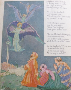 angels over Bethlehem