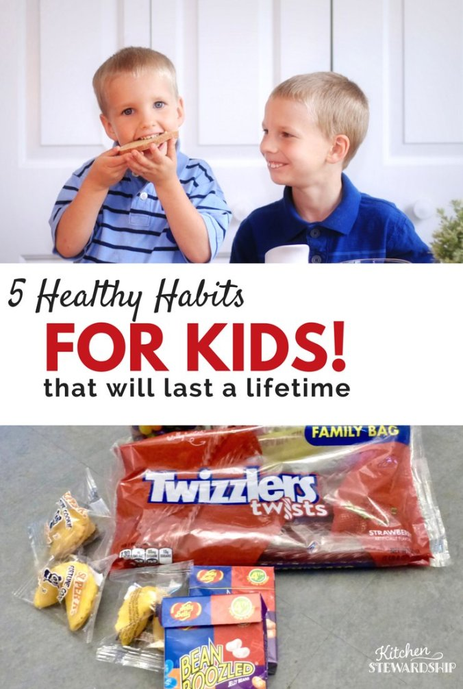 5-Healthy-Habits