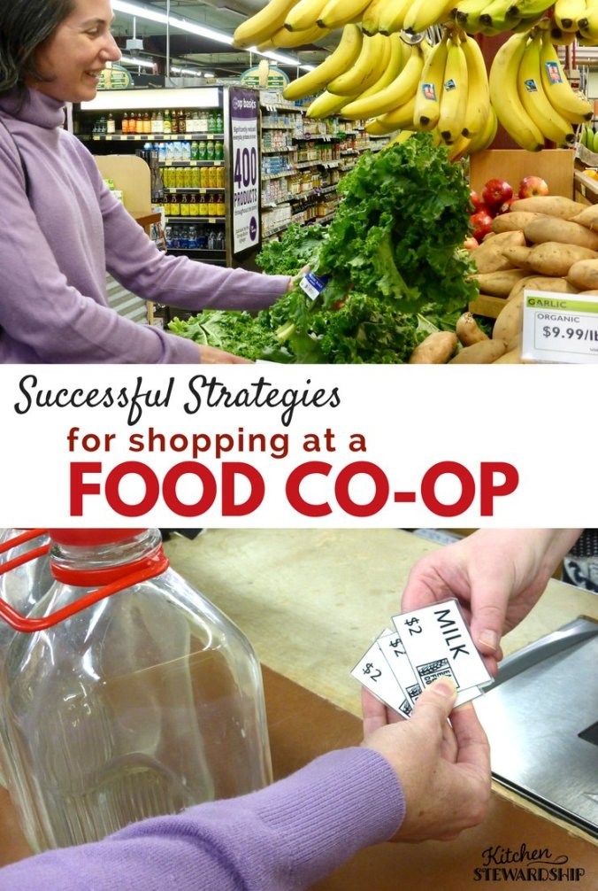 Successful Strategies for Shopping at a Co-op
